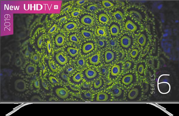 55″ 4K ULTRA HD SMART LED LCD TV
