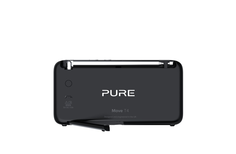 Pure Pocket DAB+/FM Radio Move T4