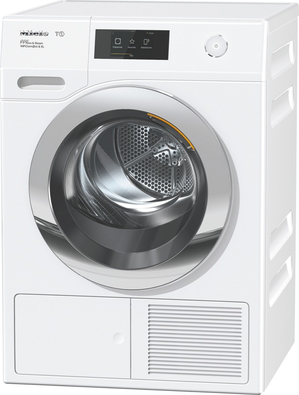 Miele 9kg Heat Pump Dryer TCR870WP