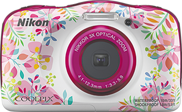 W150 PINK COOLPIX CAMERA