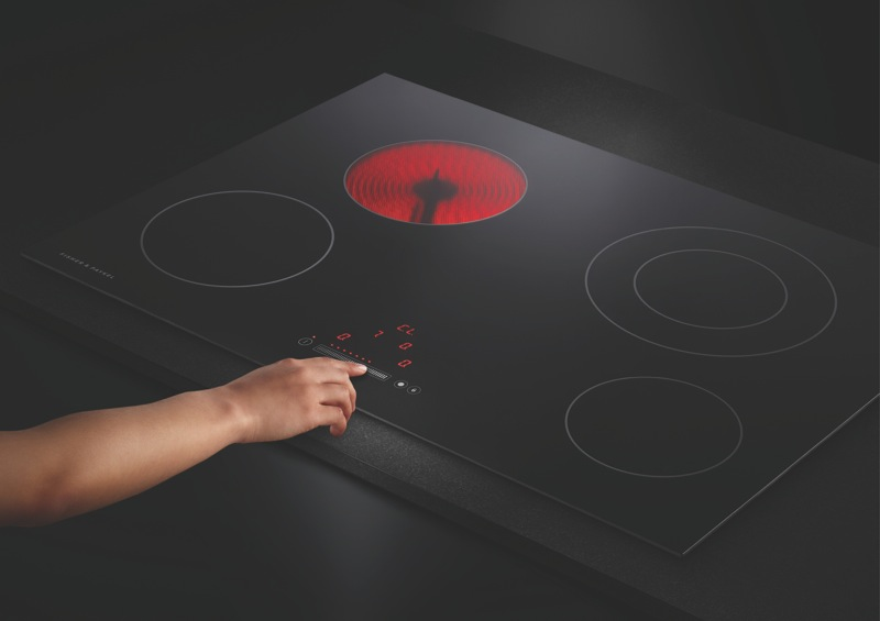 Fisher & Paykel 90cm Ceramic Cooktop CE754DTB1