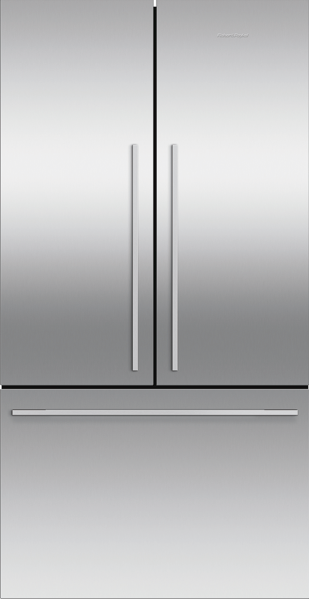 614L FRENCH DOOR FRIDGE