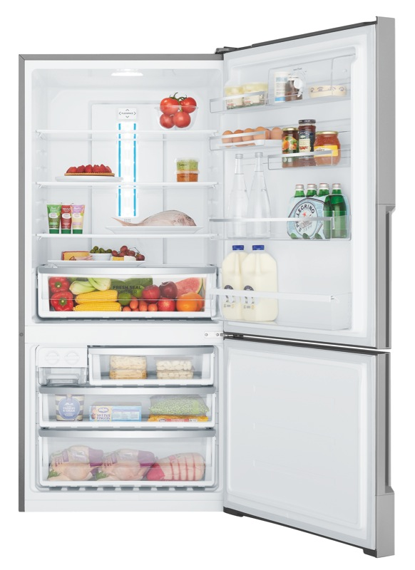 Westinghouse 528L Bottom Mount Fridge WBE5300SBR
