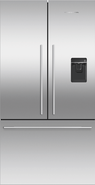 Fisher & Paykel 614L French Door Fridge RF610ADUSX5
